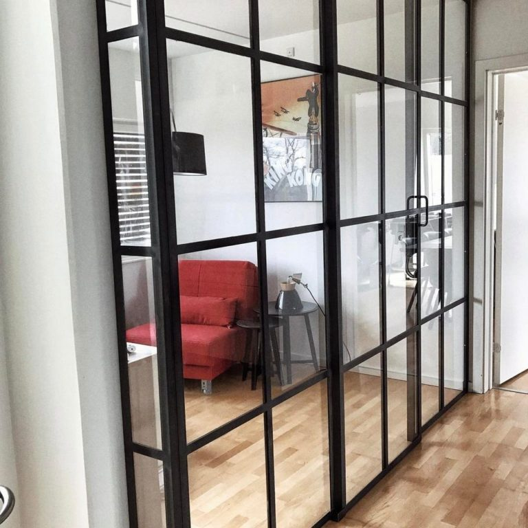 glasvæg-new yorker væg-glasvaeg-håndlavet glasvaeg-smed københavn-glas-bolig