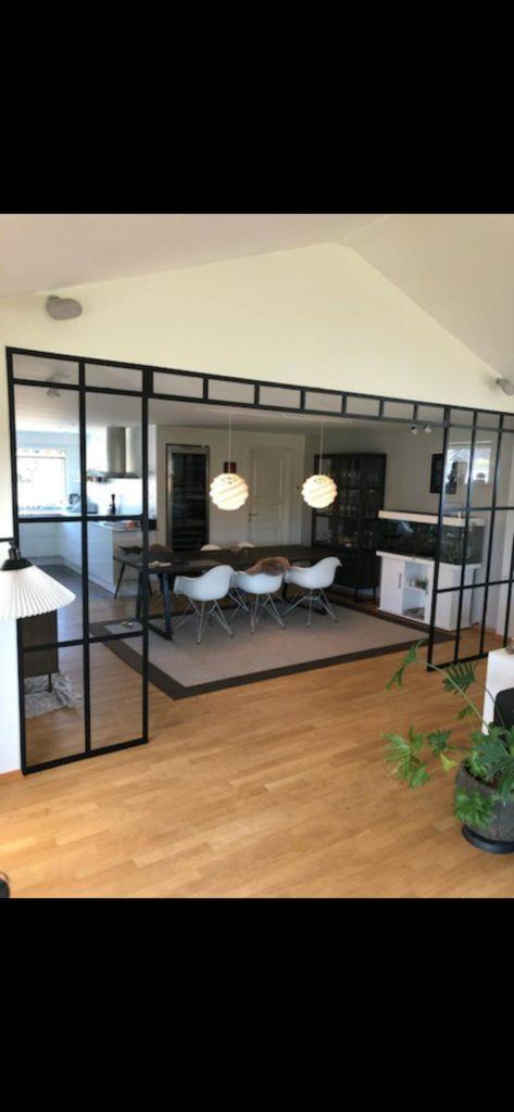 glasvæg stue-glasvæg-new yorker væg stue