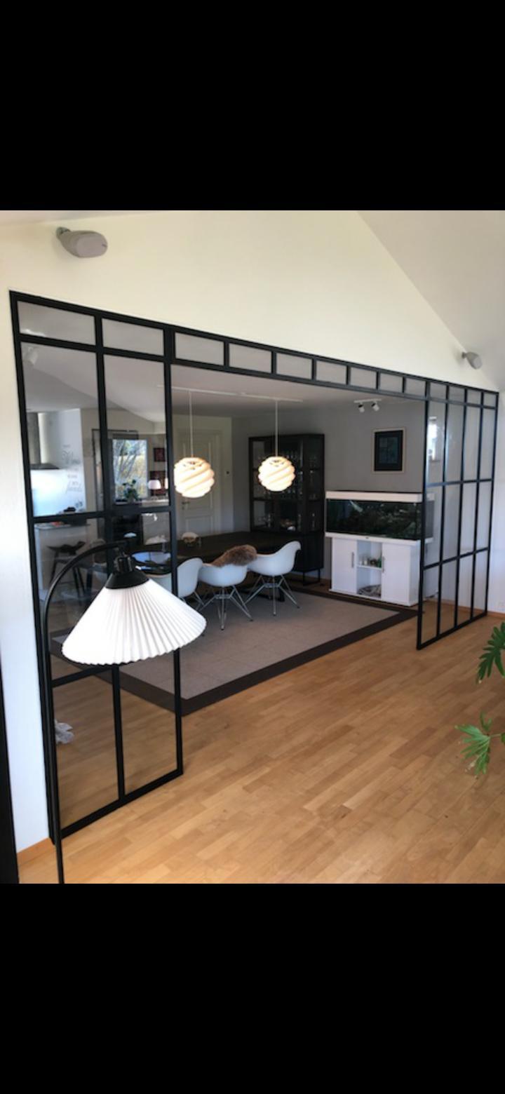 glasvæg-new yorker væg-skillevæg-glasvaeg-glasvæg stue
