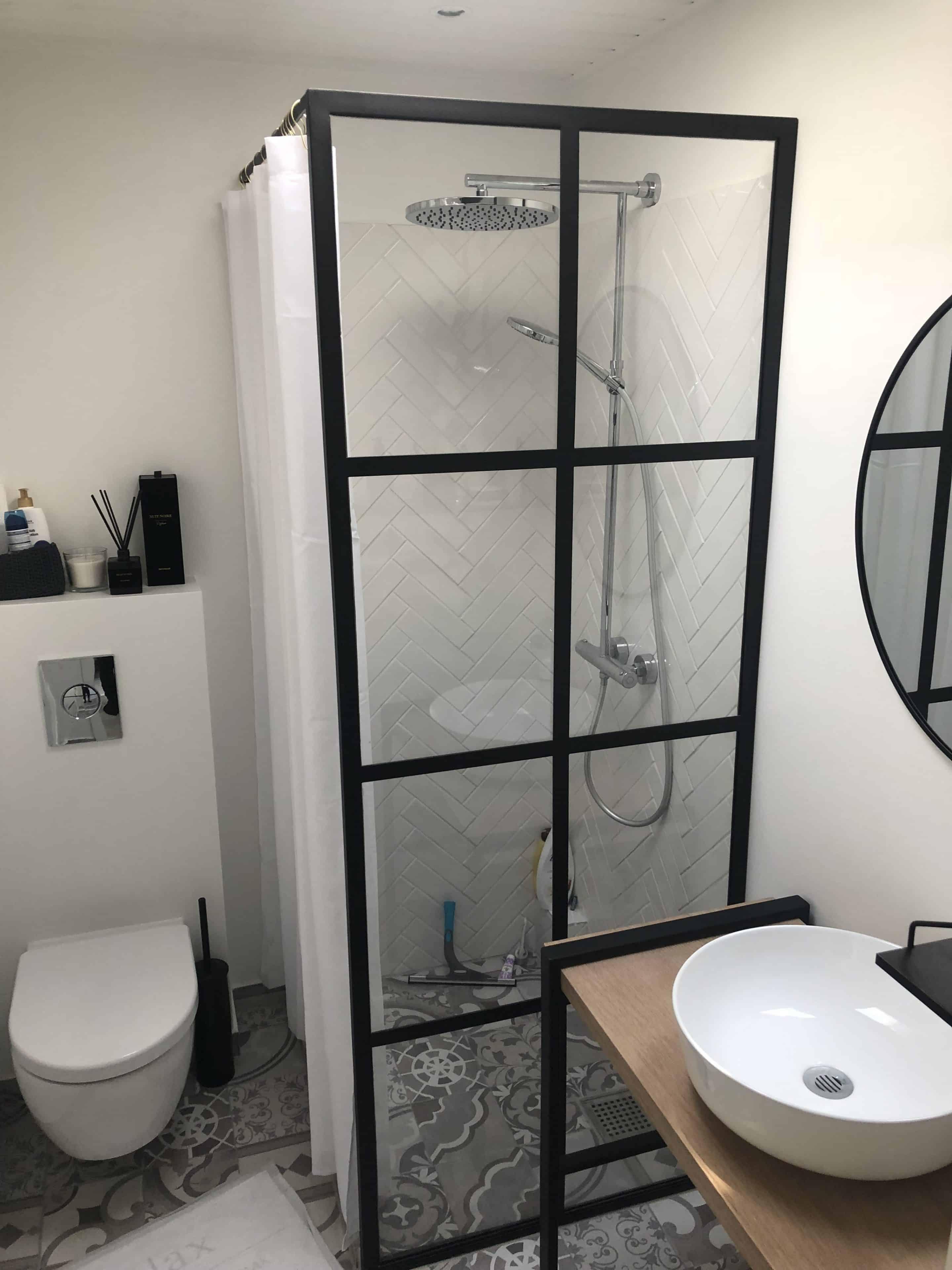 glasvæg badeværelse-glasvæg bad-badeværelse glasvæg-new yorker væg bad